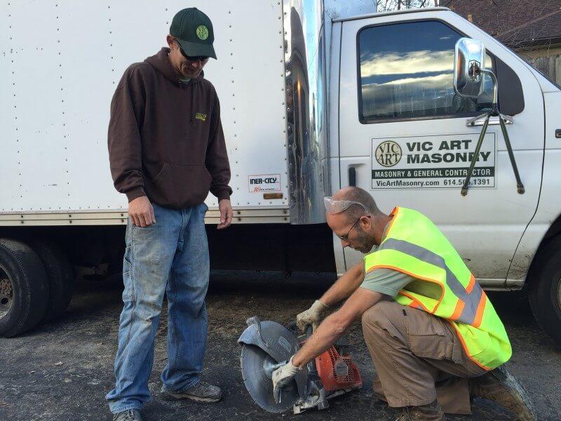 masonry columbus ohio safety record